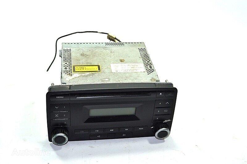 MAN TGX 26.440 (01.07-) aparato de radio portátil para MAN TGX (2007-) camión