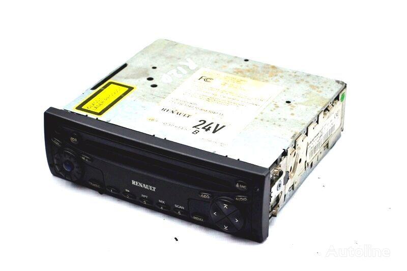 RENAULT Magnum Dxi (01.05-12.13) aparato de radio portátil para RENAULT Magnum Dxi (2005-2013) camión
