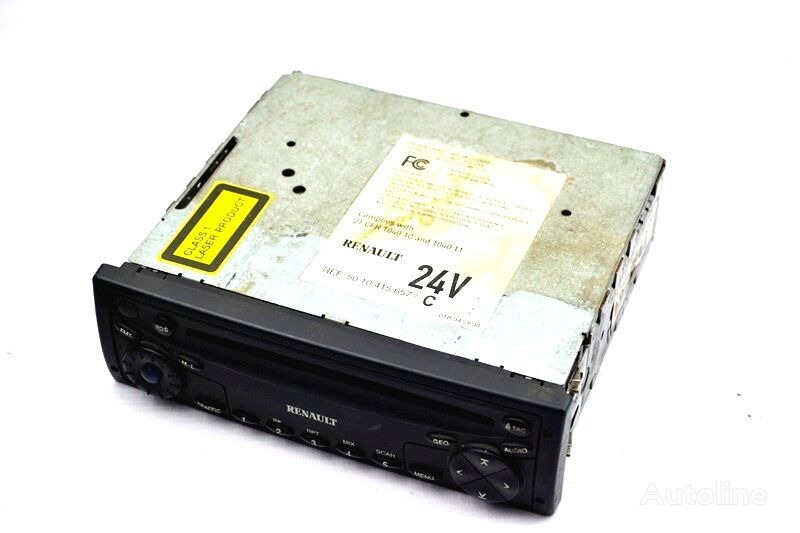 RENAULT Magnum E.TECH (01.00-) aparato de radio portátil para RENAULT Magnum E.TECH (2000-) camión