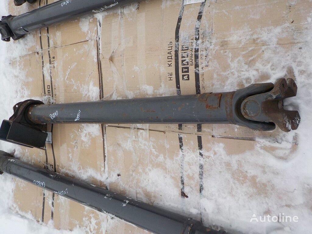 L=1660mm DAF árbol de transmisión para camión