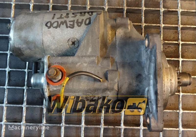 Starter Daewoo 112502 arrancador para 112502 otros maquinaria de construcción