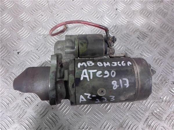 BOSCH Motor Arranque Mercedes-Benz MK / OM 366 MB 817 (A 004 151 86 01) arrancador para MERCEDES-BENZ MK / OM 366 MB 817 camión