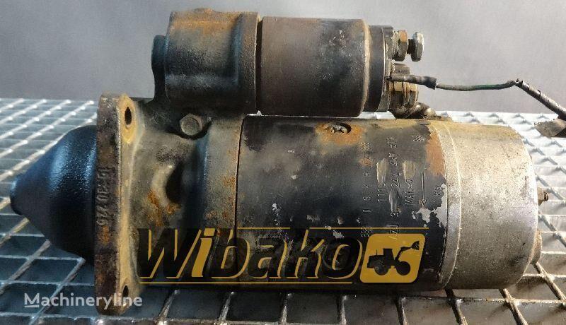 Iskra 1113 arrancador para otros maquinaria de construcción