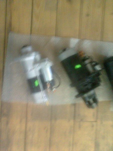 Monark Diesel 0001241021  0986022640 arrancador para MAN TGA TGX tractora nuevo