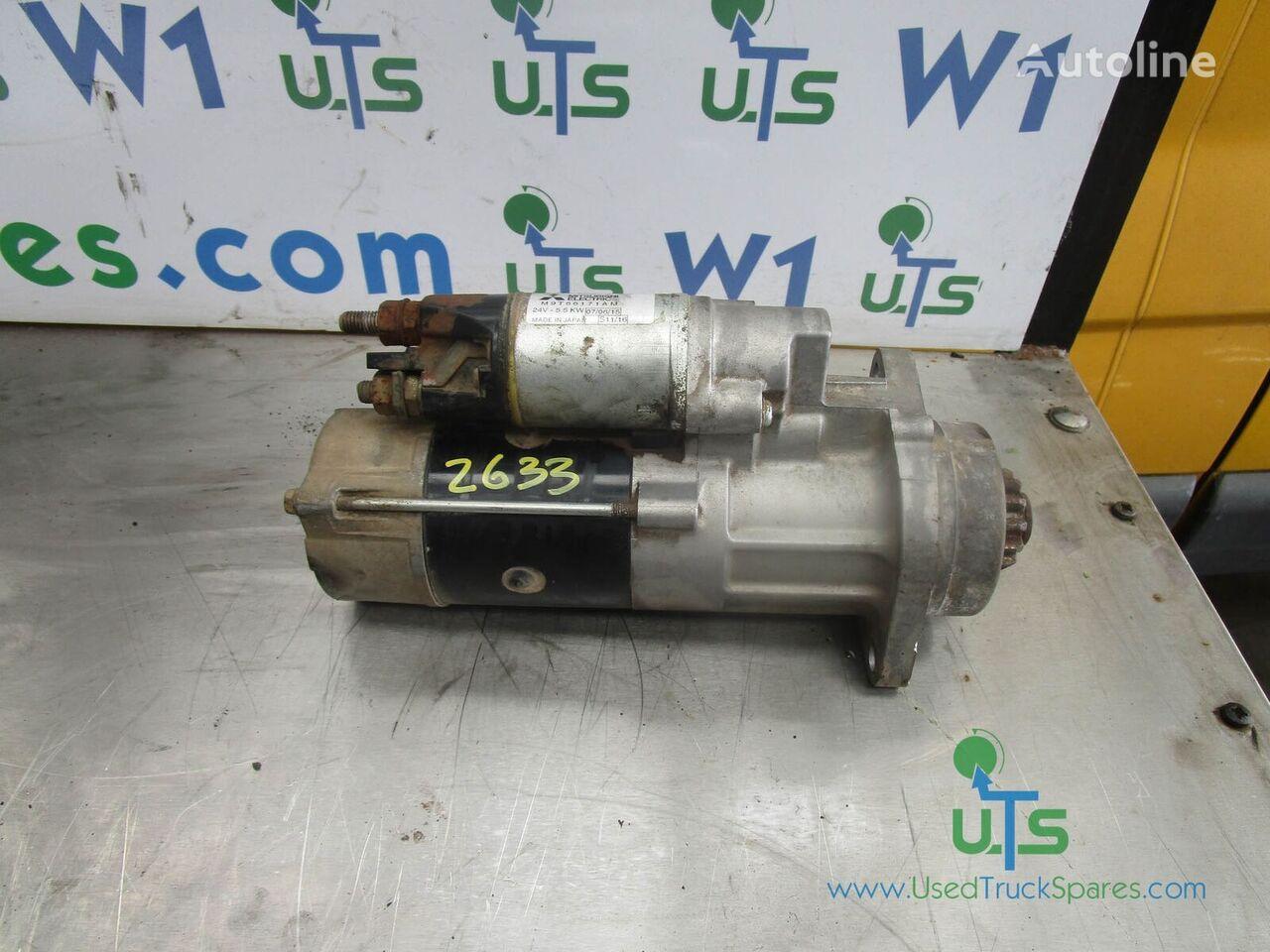 MERCEDES-BENZ (OM926) (M9T66171AM) arrancador para MERCEDES-BENZ AXOR 2633 camión