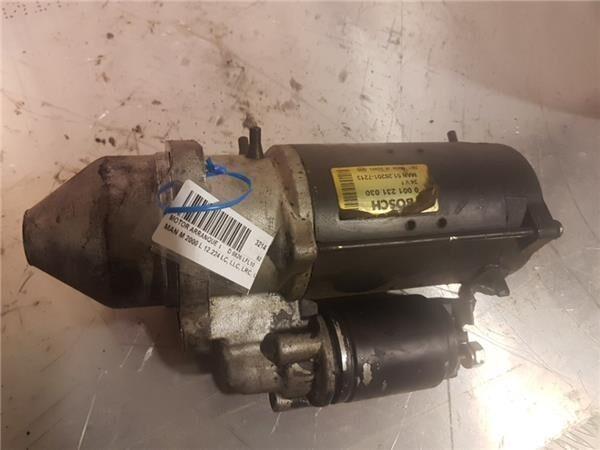 Motor Arranque MAN M 2000 L 12.224 LC, LLC, LRC, LLRC arrancador para MAN M 2000 L 12.224 LC, LLC, LRC, LLRC camión