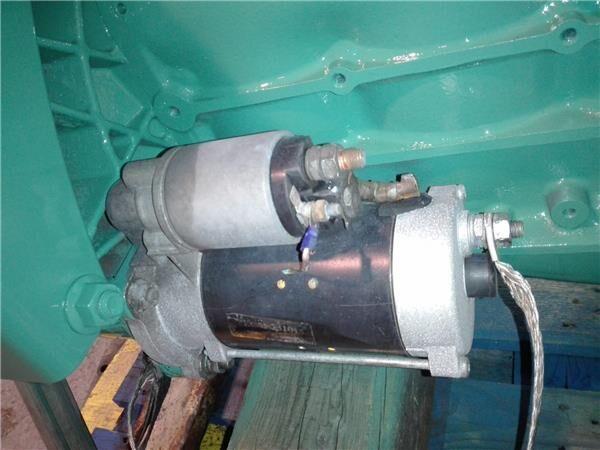 Motor Arranque Volvo FL 6 FL 611 arrancador para VOLVO FL 6 FL 611 tractora