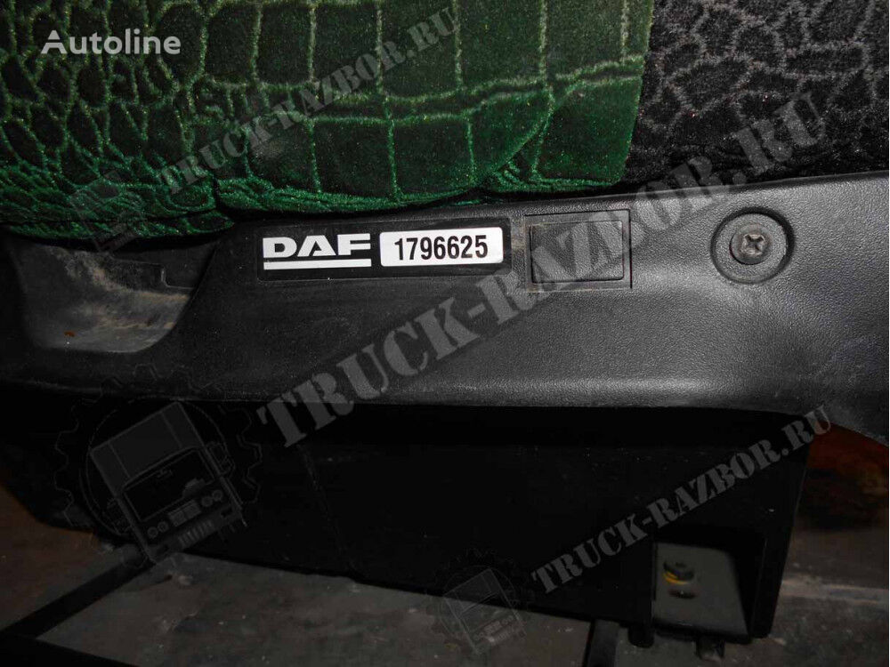 DAF passazhirskoe,prav asiento para DAF tractora
