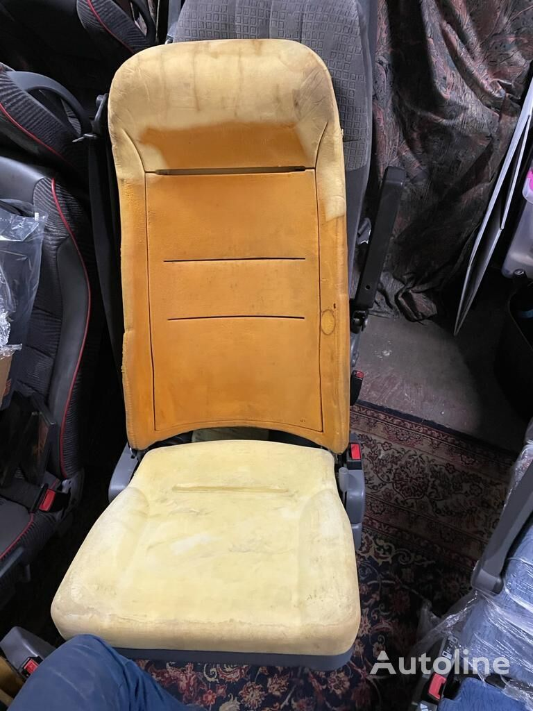 Evobus asiento para autobús