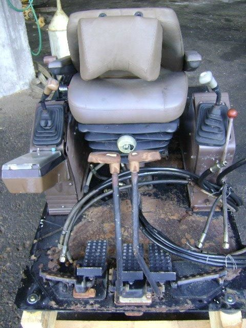asiento para FIAT Hitachi  excavadora