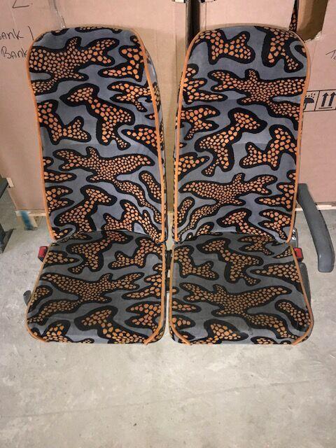 asiento para MERCEDES-BENZ Tourismo autobús