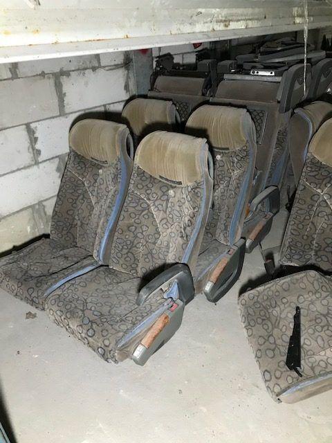 asiento para MERCEDES-BENZ Travego autobús