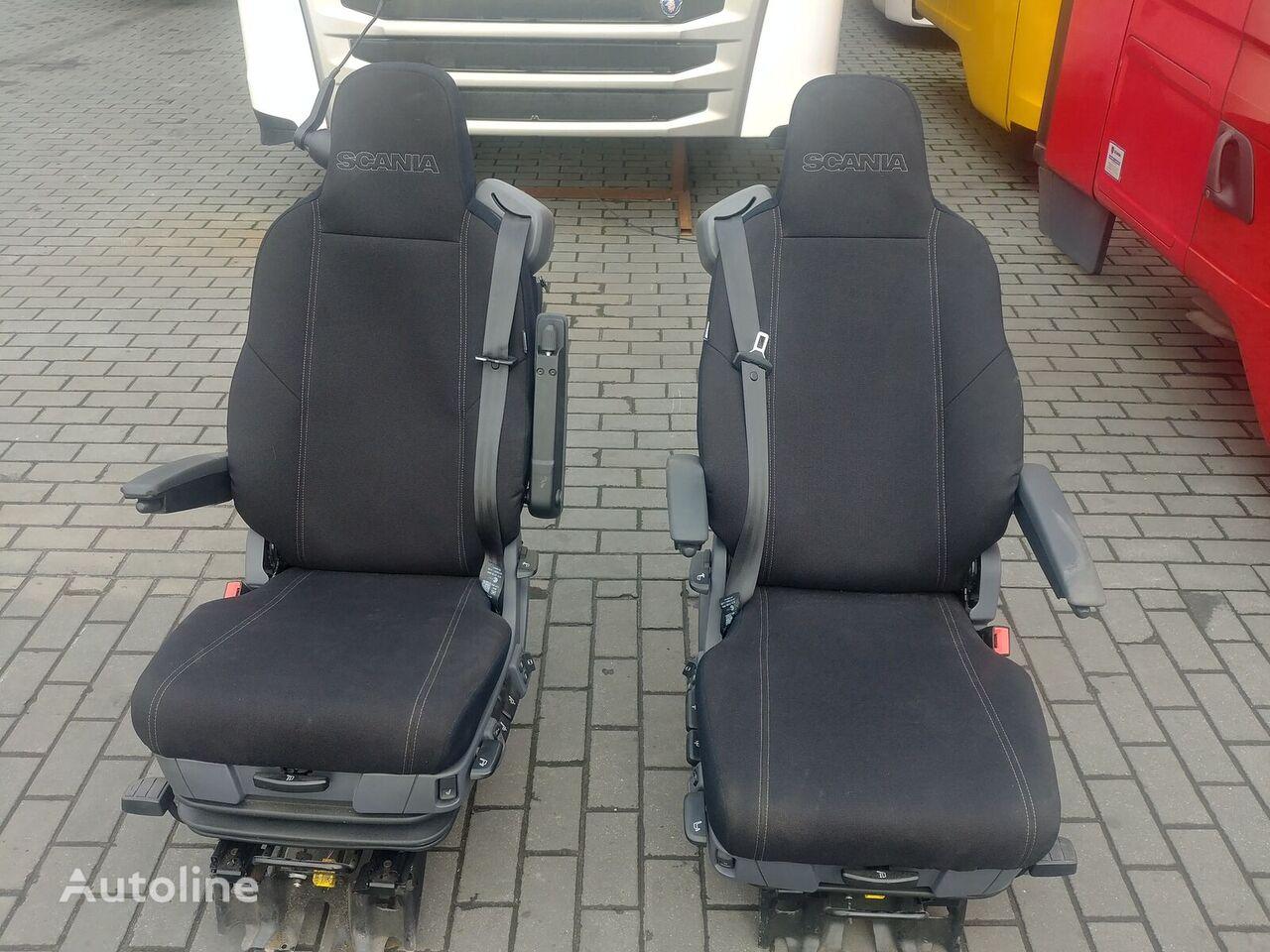 asiento para SCANIA tractora