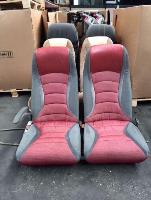 SETRA asiento para SETRA 400 autobús