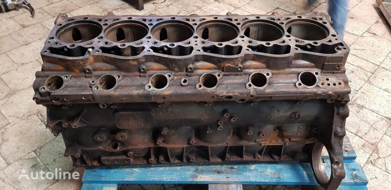 DAF MX euro5 - Cylinder Block MX 105 bloque de motor para camión