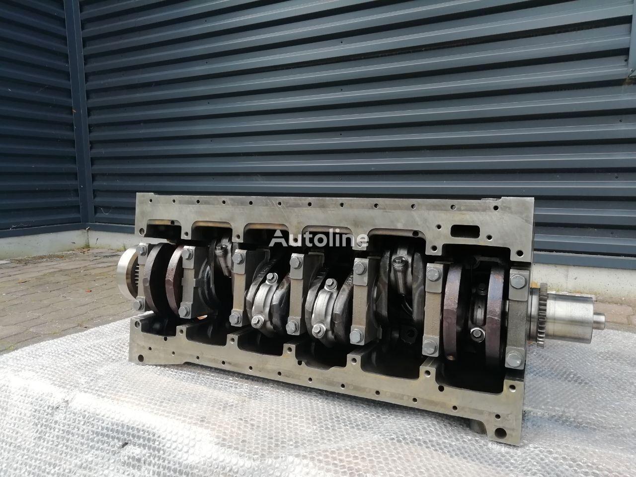 IVECO F4AE3681E SHORTBLOCK bloque de motor para IVECO EUROCARGO camión