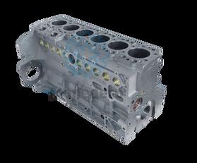VOLVO D7E bloque de motor para VOLVO FL7 240/ 280/ 290/ 320 camión nuevo