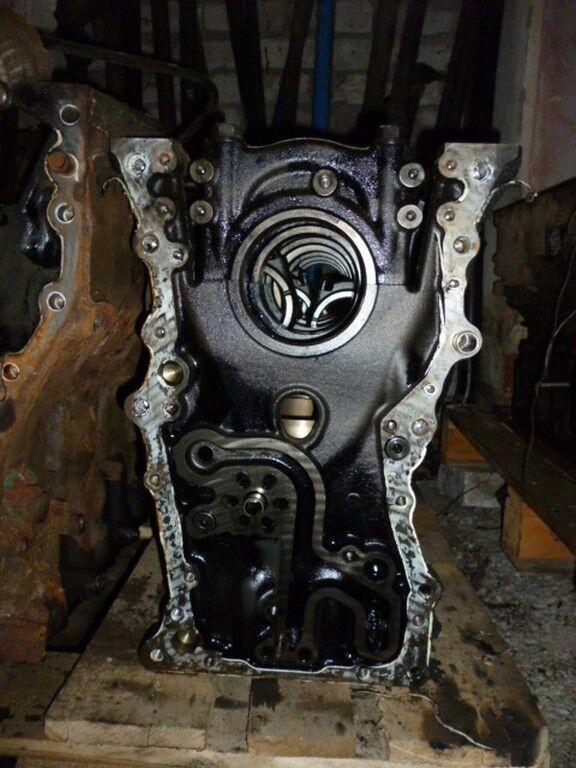 bloque motor para camión