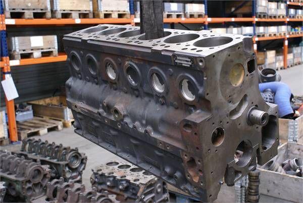 MAN D0826 TFBLOCK bloque motor para MAN D0826 TFBLOCK cargadora de ruedas