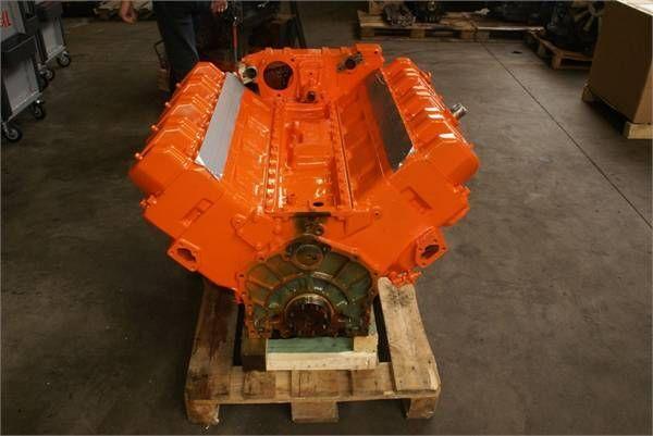 bloque motor para SCANIA DS14 LONG-BLOCK otros maquinaria de construcción
