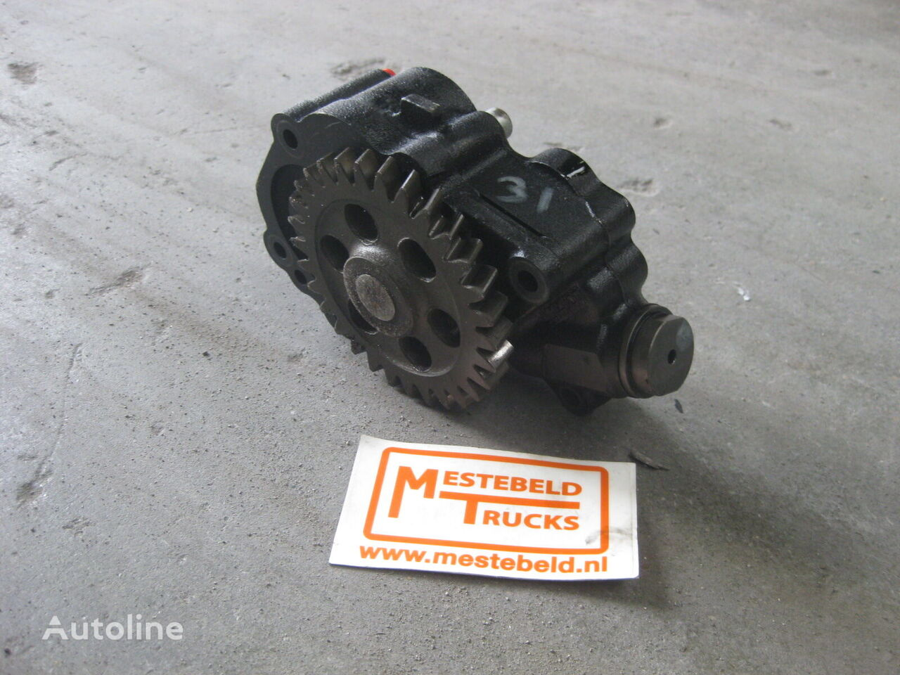 bomba de aceite para IVECO Cursor 10 camión