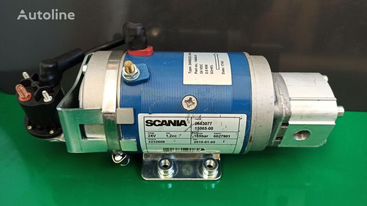 SCANIA (2663077) bomba de dirección para SCANIA L,P,G,R,S (2016-) tractora nueva