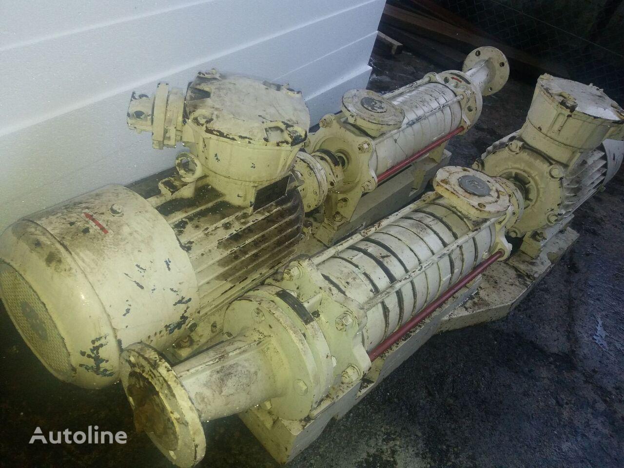 ACERBI LPG/GAS New 2 x pumps bomba de engranajes para cisterna semirremolque