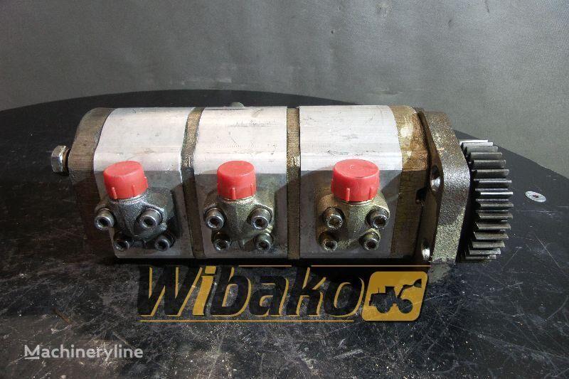 bomba de engranajes O&K 2244966R para excavadora