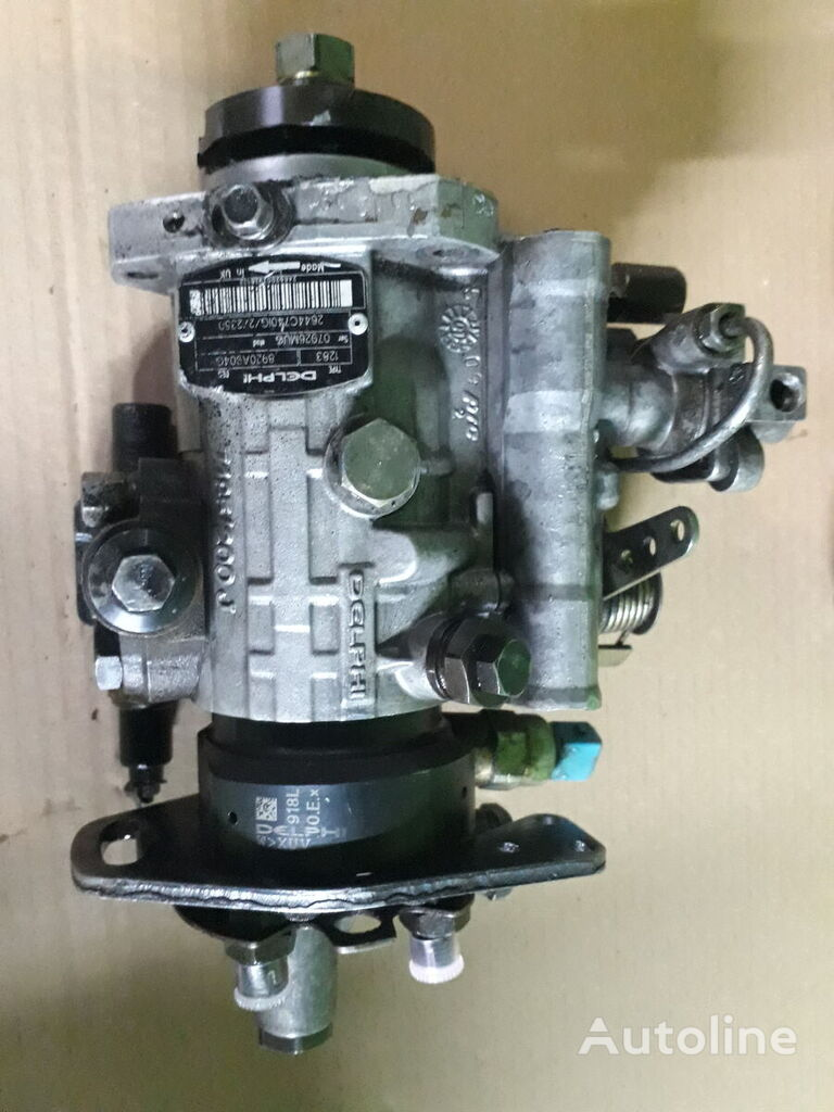 DELPHI Perkins lucas , type 1283 bomba de inyección para cargadora telescópica