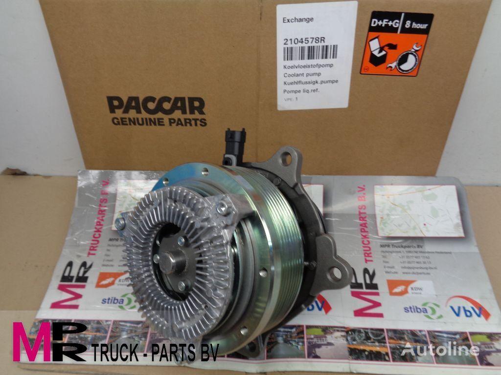 DAF 2104578R waterpomp 2-traps DAF (2104578R) bomba de refrigeración del motor para camión