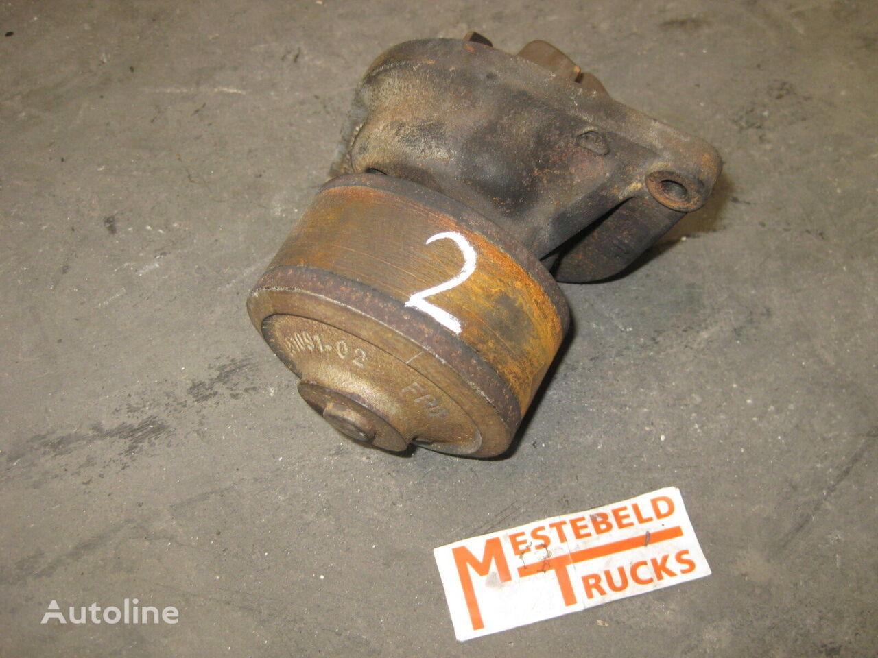 bomba de refrigeración del motor para IVECO Eurocargo camión