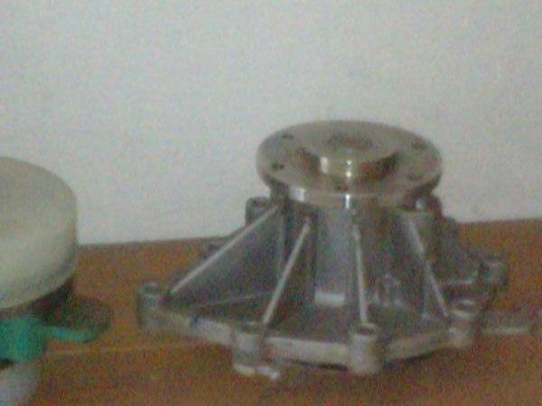 MAN 51065007049 55200114 LASO, Gery bomba de refrigeración del motor para MAN TGA tractora nueva