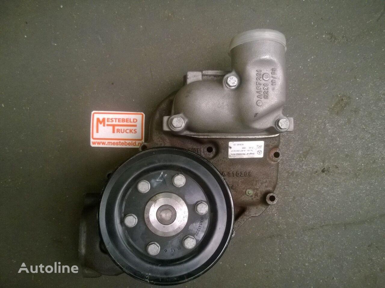bomba de refrigeración del motor para MERCEDES-BENZ Waterpomp OM457LA industrie camión nueva