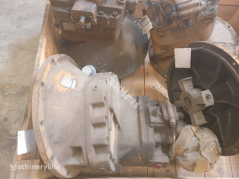 bomba hidráulica para excavadora DRESSER IH 650