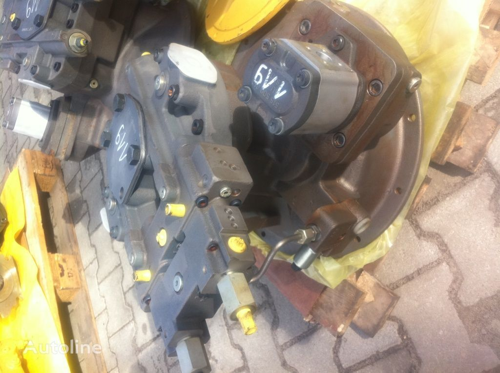 A8V0120 1515500 bomba hidráulica para excavadora nueva