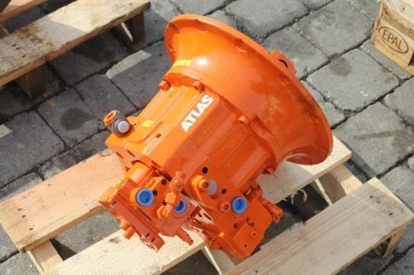 ATLAS LNDE HPR90,HPR100 bomba hidráulica para ATLAS 1304,1404,1504,1604 excavadora