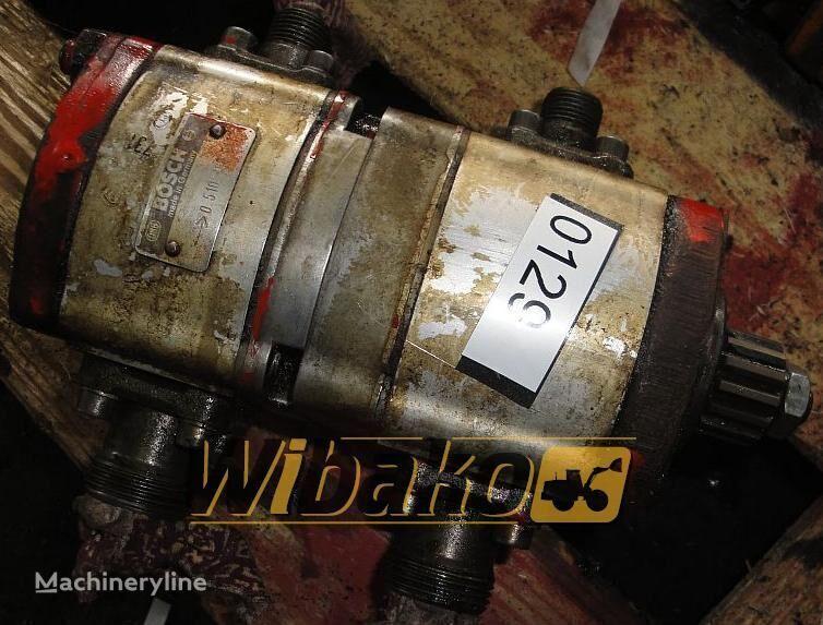 Hydraulic pump Bosch 0510166011 bomba hidráulica para 0510166011 excavadora