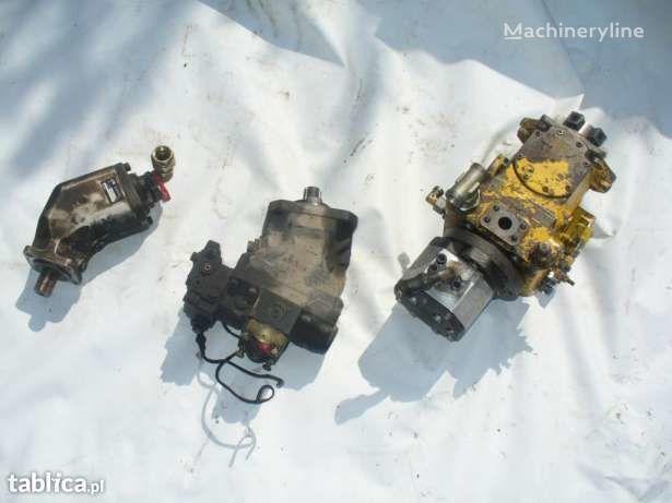bomba hidráulica para NEW HOLLAND JCB Cat Case Atlas Komatsu Kramer  cargadora de ruedas