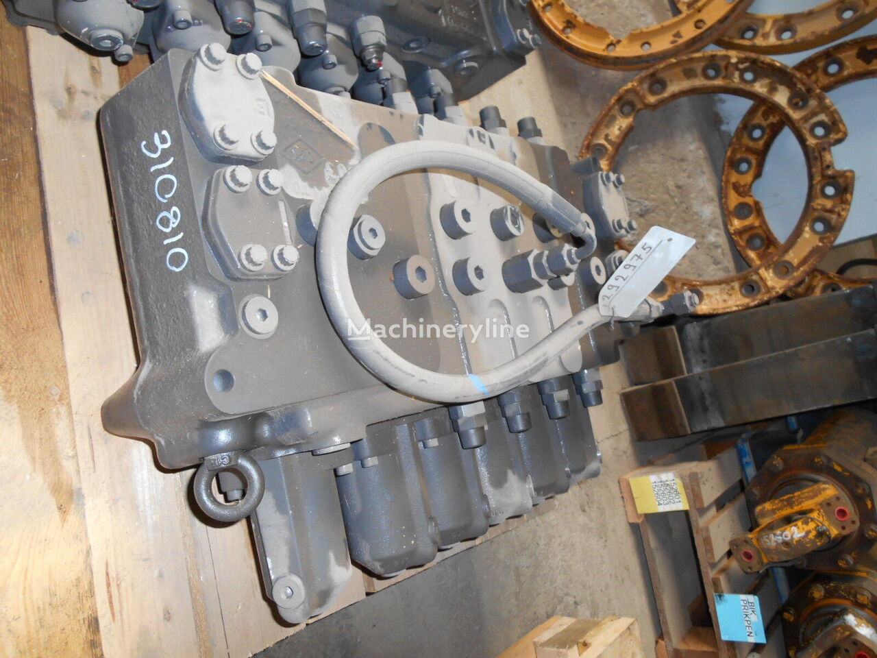 O&K (1292975) bomba hidráulica para O&K RH4.5 excavadora