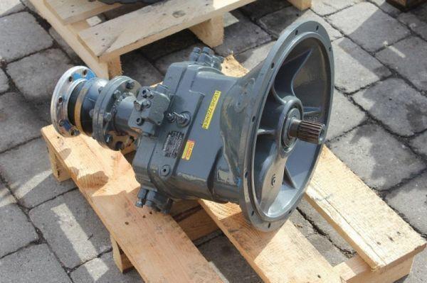 bomba hidráulica O&K hydromatik a8v55\a8v28\a8v107 para excavadora O&K