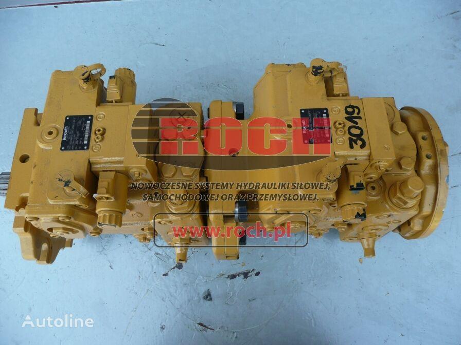 Rexroth AA4VG90 EP7X1/32R + AA4VG90 EP7X1/32R bomba hidráulica para CATERPILLAR D6K  TTL 953D bulldozer nueva