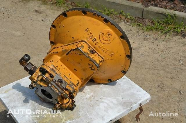 ZEPPELIN HYDROMATIK A8V055 bomba hidráulica para ZEPPELIN excavadora