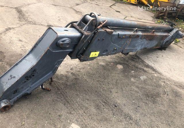Ramie brazo de grúa para NEW HOLLAND LM 1133 cargadora telescópica