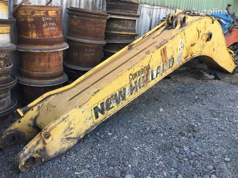 USED NEW HOLLAND KOBELCO E305B E305C EXCAVATOR BOOM MAIN BOOM ST brazo excavadora para NEW HOLLAND KOBELCO E305 B / E305 C excavadora