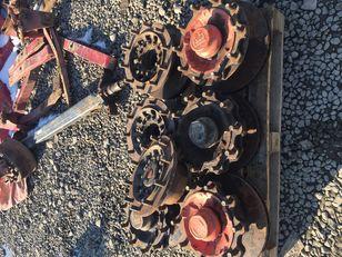 BPW ECO Plus 0327243140.0980107320 buje de rueda para semirremolque