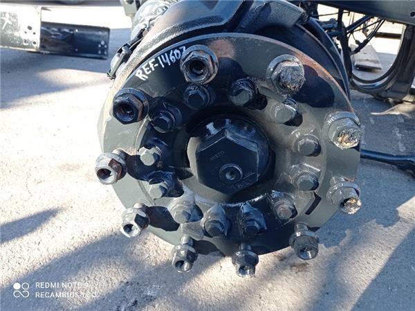 IVECO Cubo Rueda Eje Portador Derecho Iveco Stralis AD 260S31, AT 260S buje de rueda para IVECO Stralis AD 260S31, AT 260S31 camión