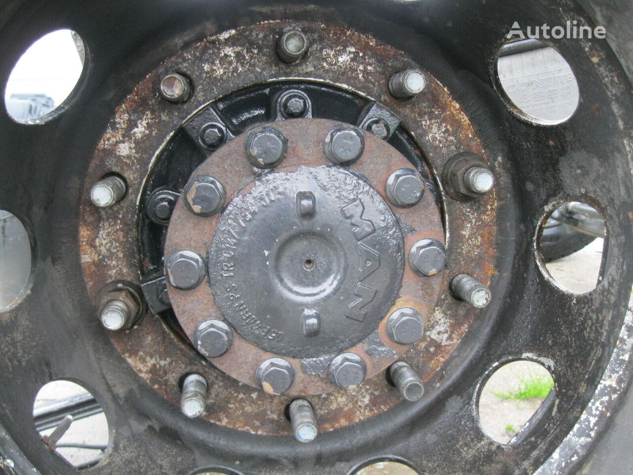 buje de rueda para MAN TGX 18.440 tractora