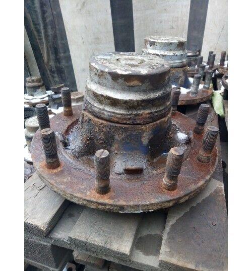 SAF (3307300801) buje de rueda para semirremolque
