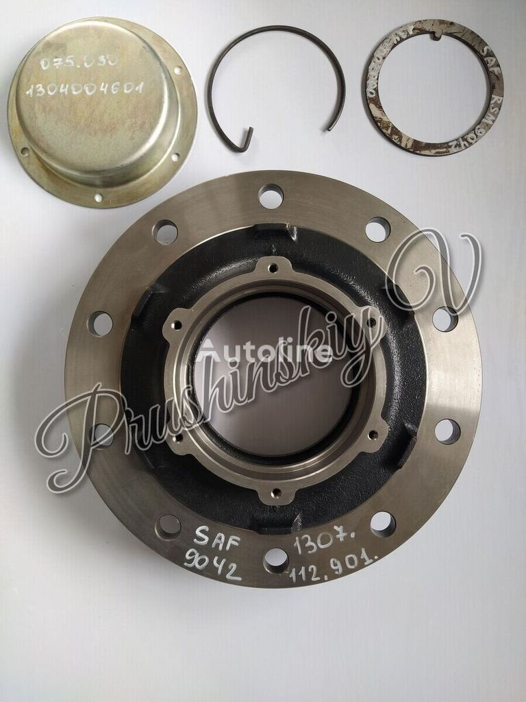 SAF RSM (1307112901) buje de rueda para remolque