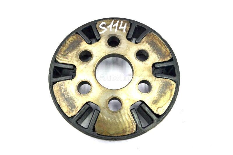 SCANIA kolenvala (1370420 1370419) buje de rueda para SCANIA 4-series 94/114/124/144/164 (1995-2004) camión